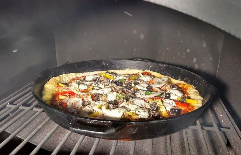 History of Pan Pizza
