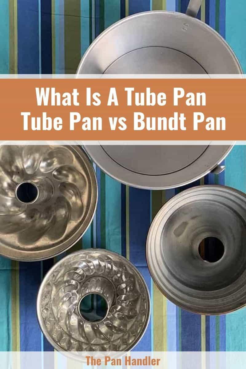 Tube Pan vs Bundt Pan