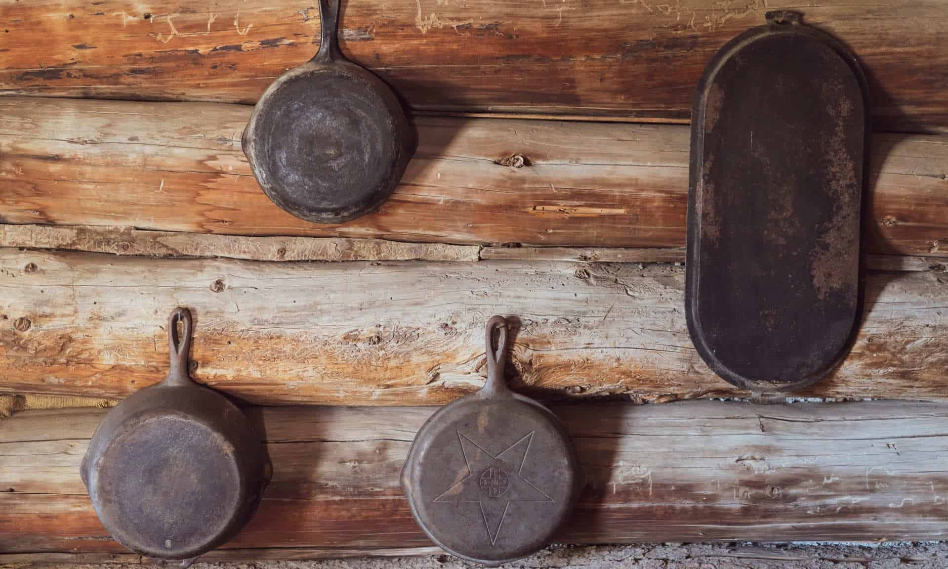 Unmarked Antique Cast Iron Skillet Identification Guide