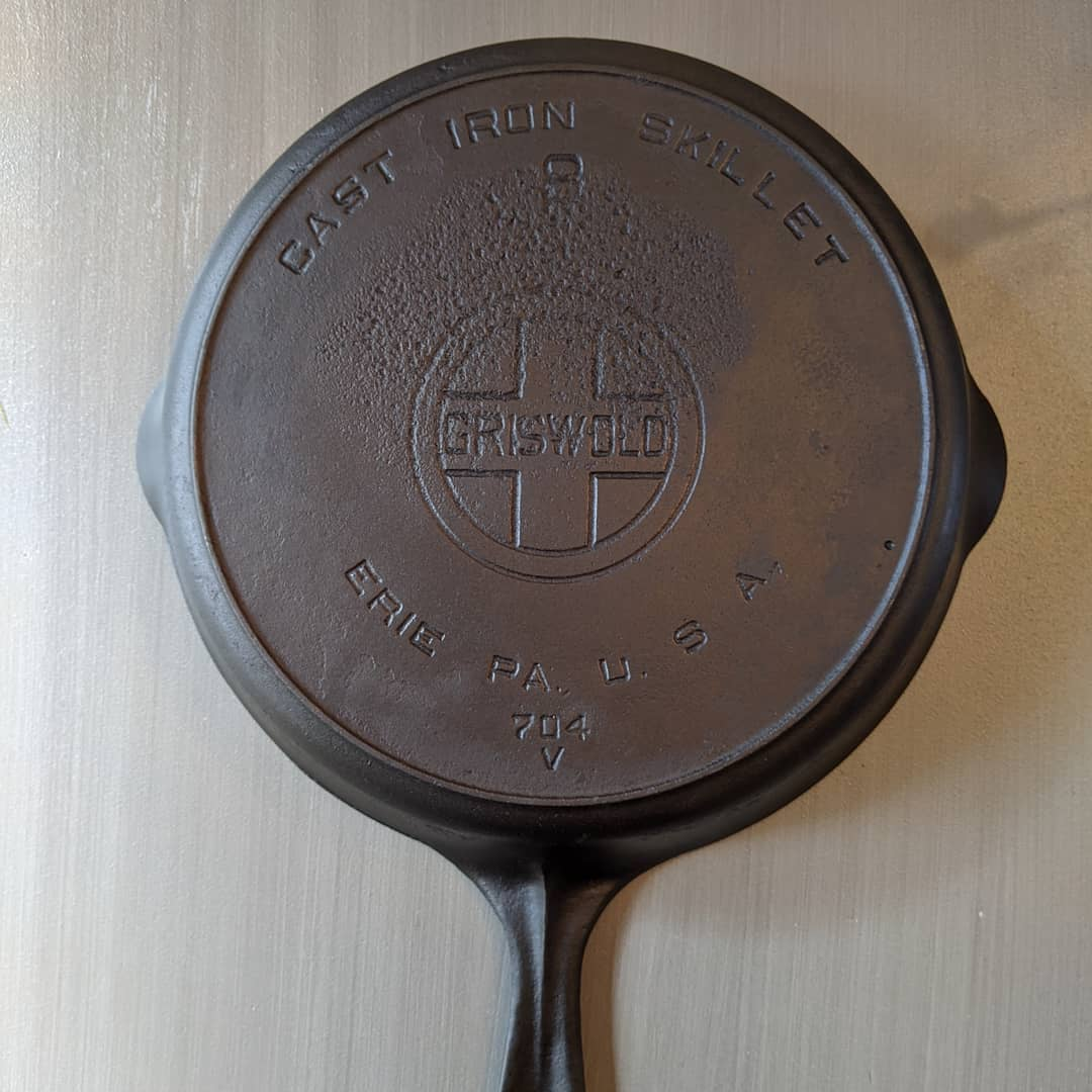 dating griswold cast iron