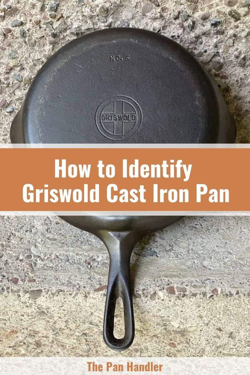 griswolds cast iron skillets