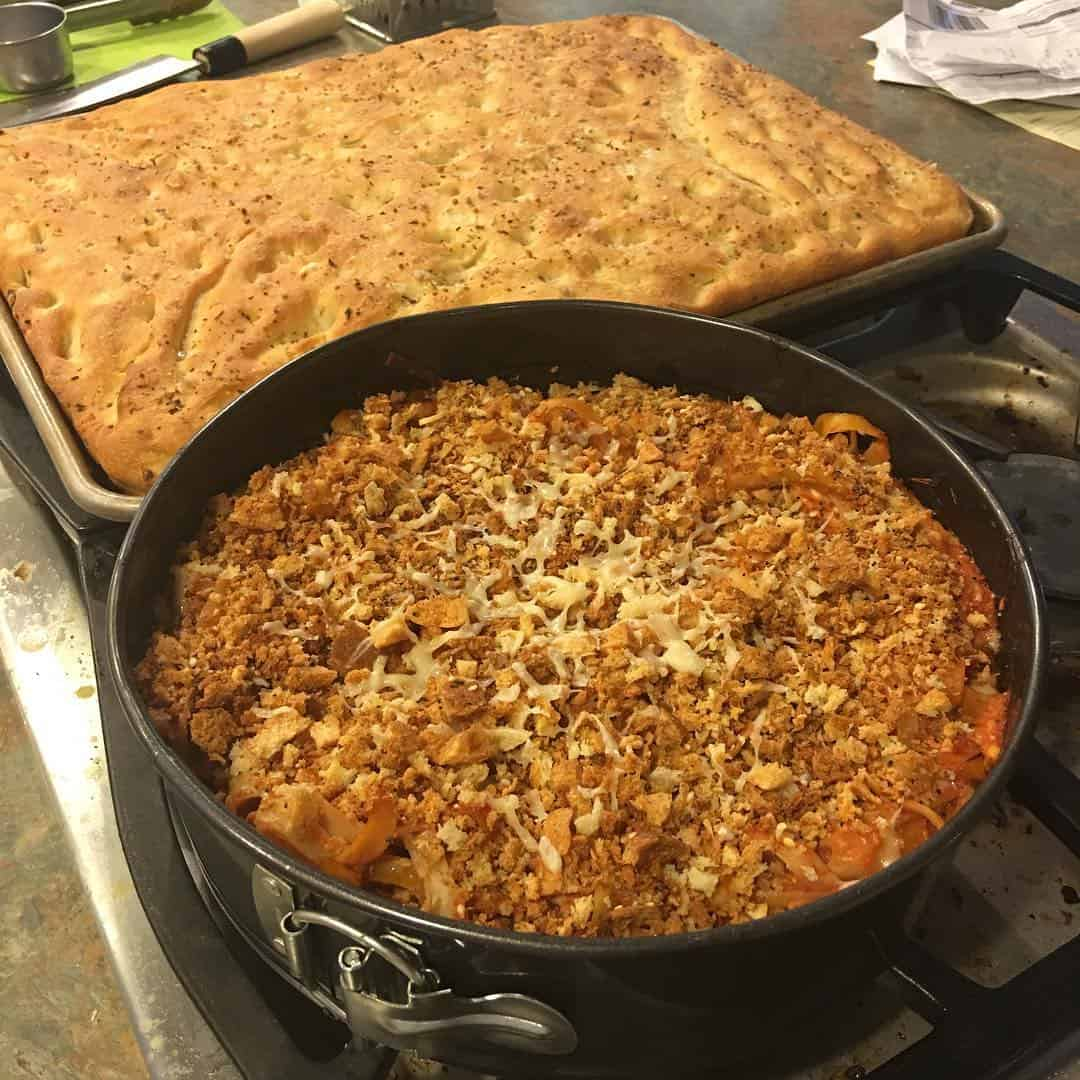 how do you use a springform pan