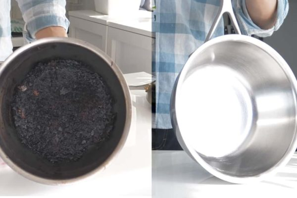 23 Ways to Clean a Burnt Pan