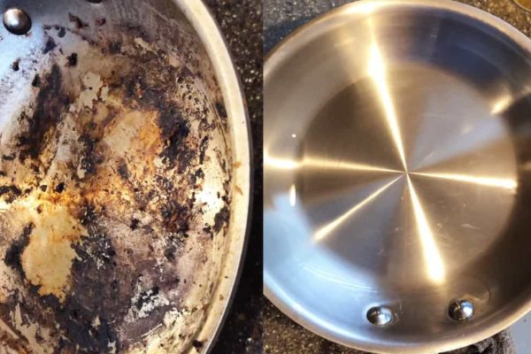 13 Ways to Clean Stainless Steel Pans