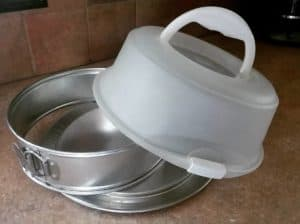 how to use a springform pan for cheesecake