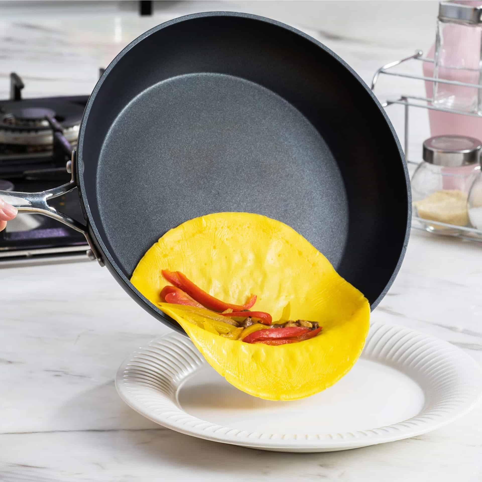 season non stick pan
