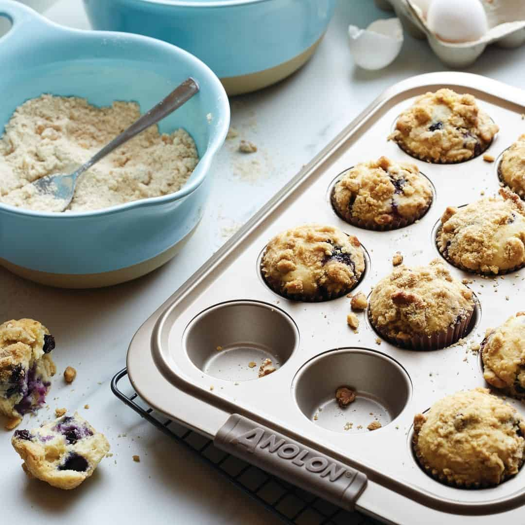 silicone muffin pans reviews