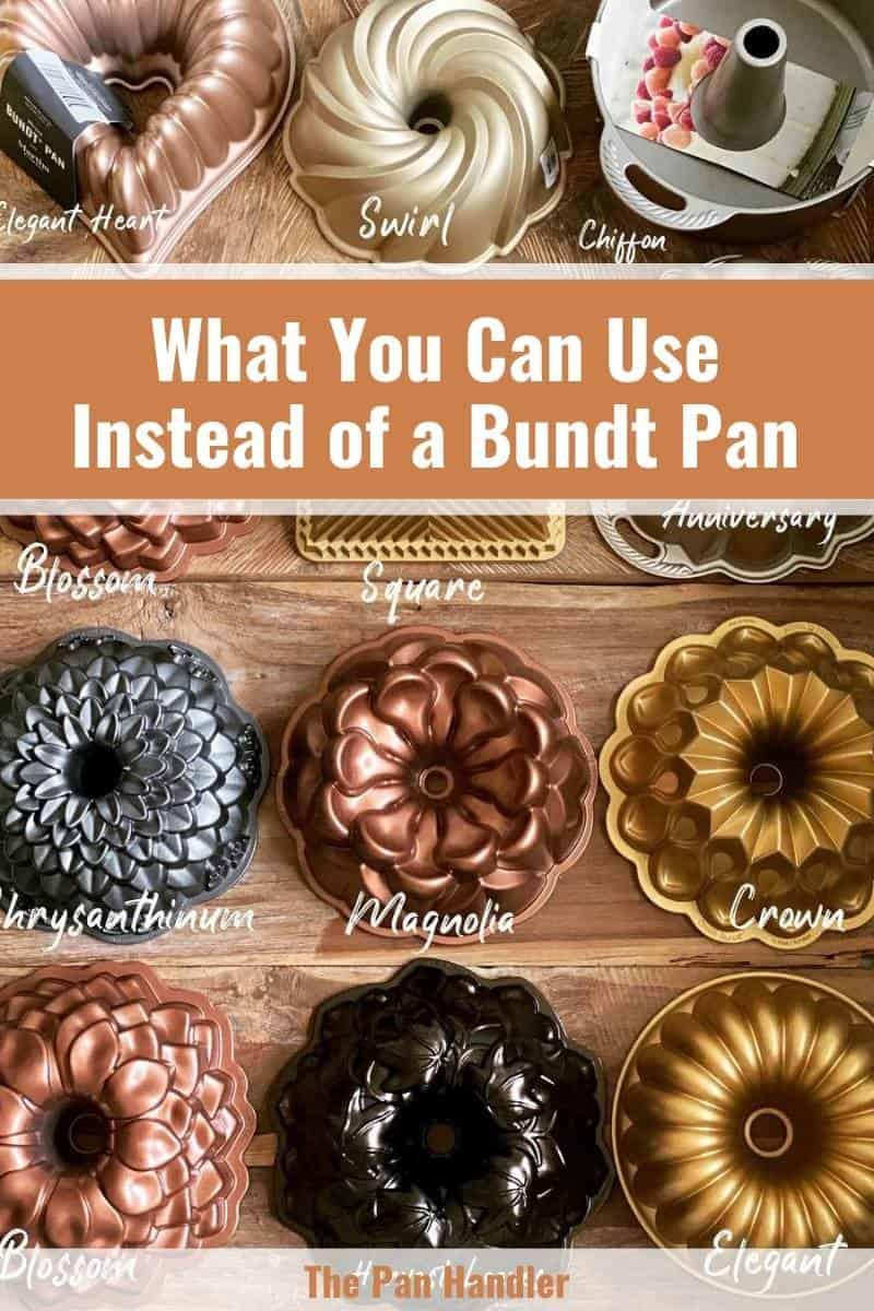 substitute for bundt pan