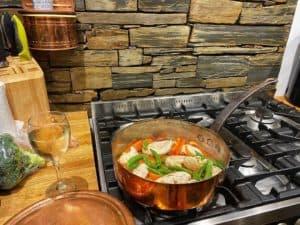 what is a non reactive saucepan