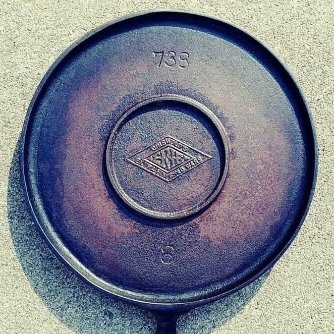 Griswold Cast Iron Histroy Value Identify Guide In 2020