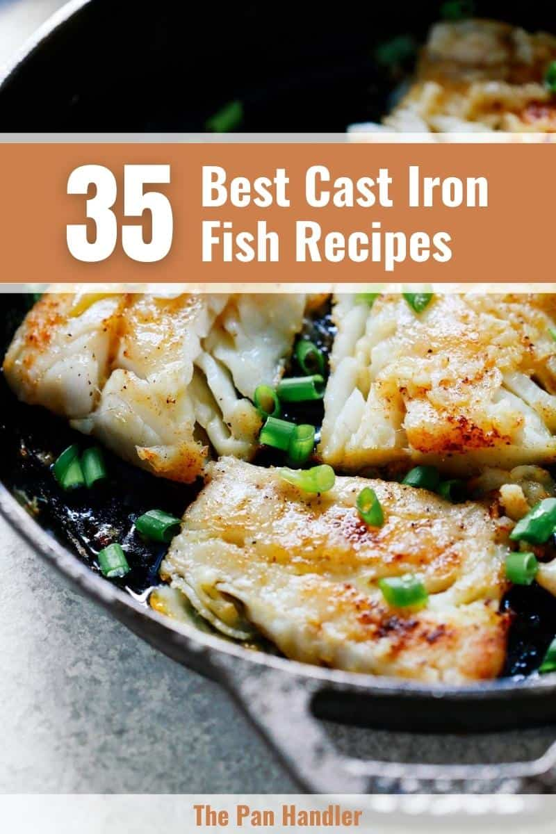 Cast Iron Fish Recipe