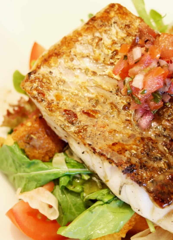 Lemon Dill Fish