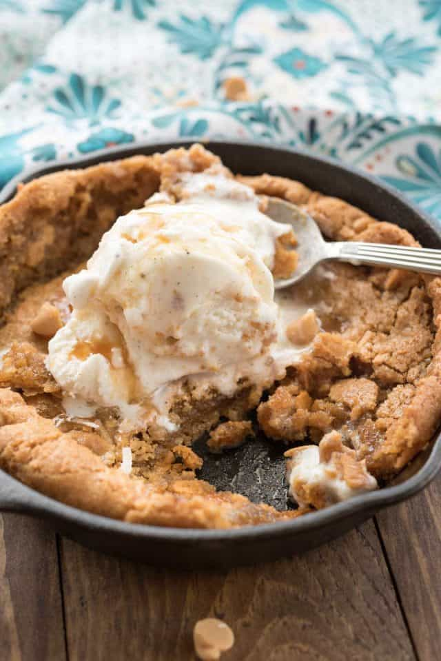 Skillet Blondie for Two