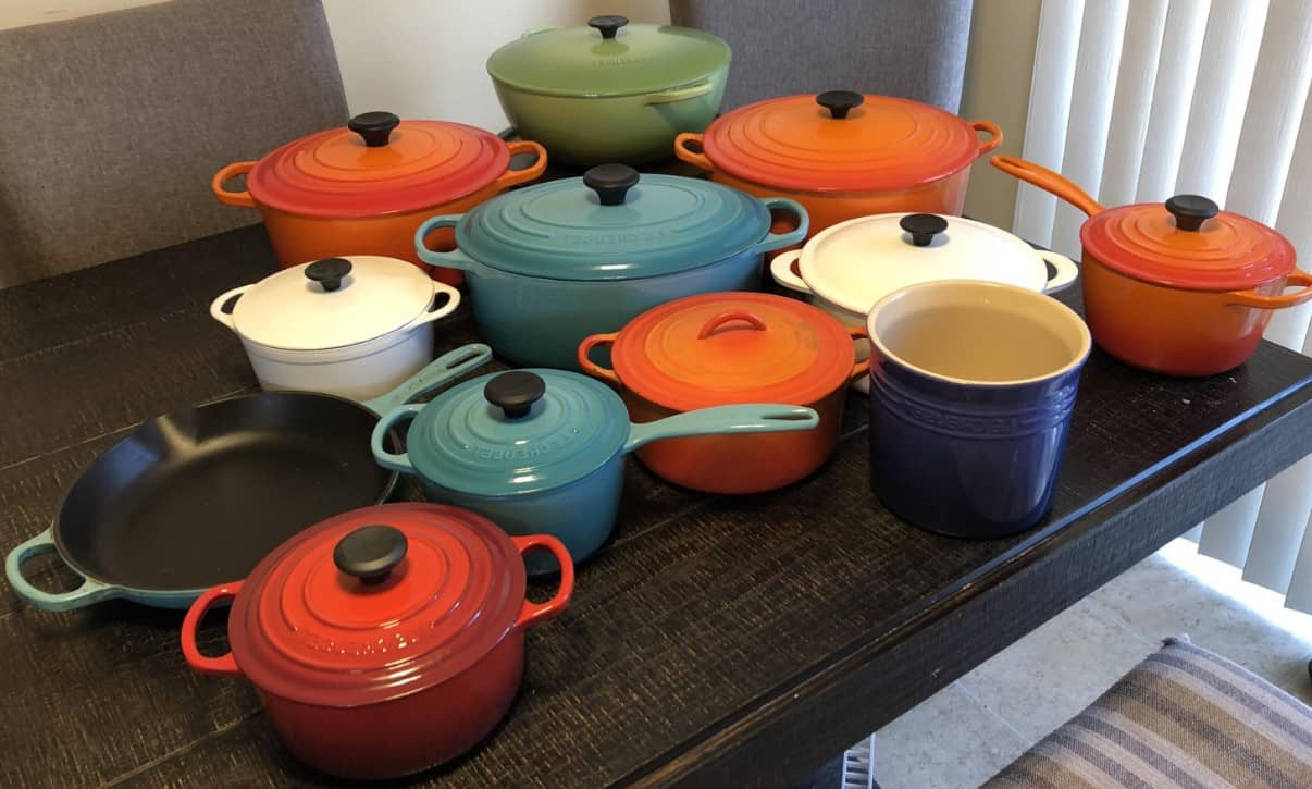lodge dutch oven cleaning