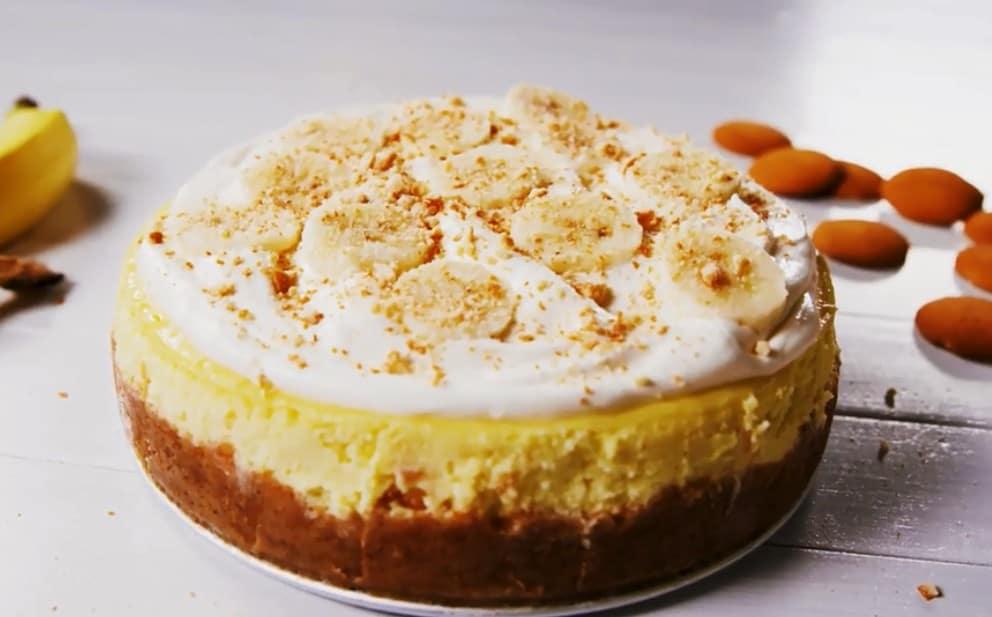 Best Banana Pudding Cheesecake