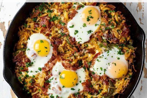 34 Best Cast Iron Skillet Breakfast Recipes