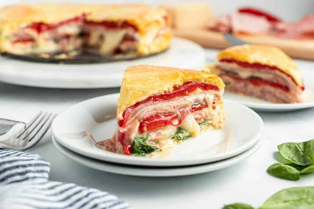 Italian Sandwich Torte