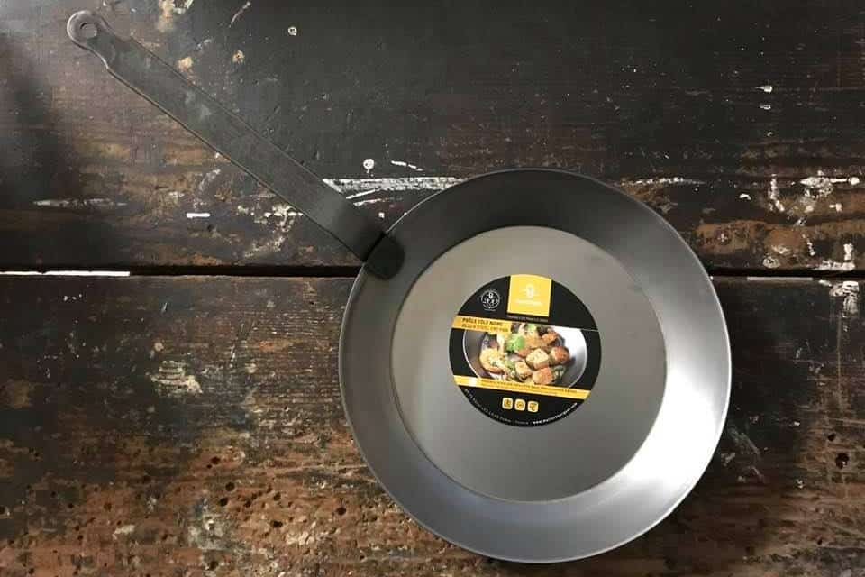 carbon steel skillets matfer bourgeat