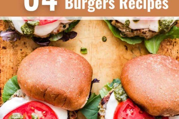 34 Best Sheet Pan Burgers Recipes