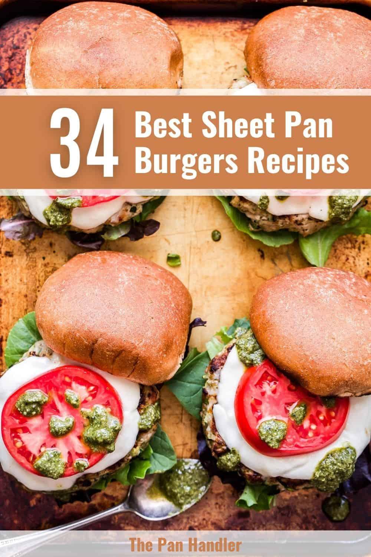 Sheet Pan Burgers