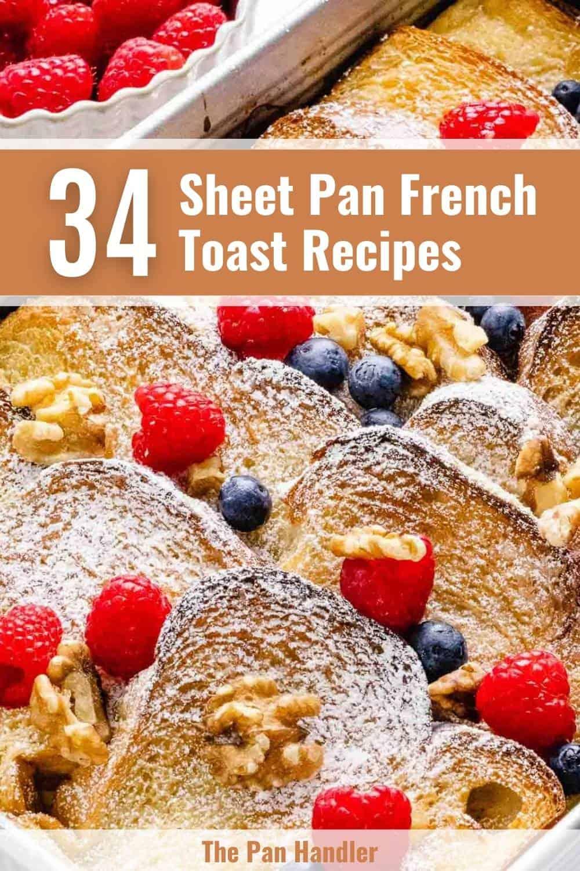 Sheet Pan French Toast Recipes
