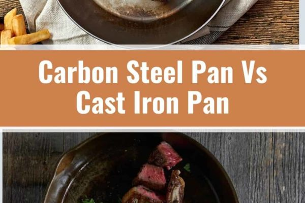 Carbon Steel Pan Vs Cast Iron Pan: Which Should You Buy?