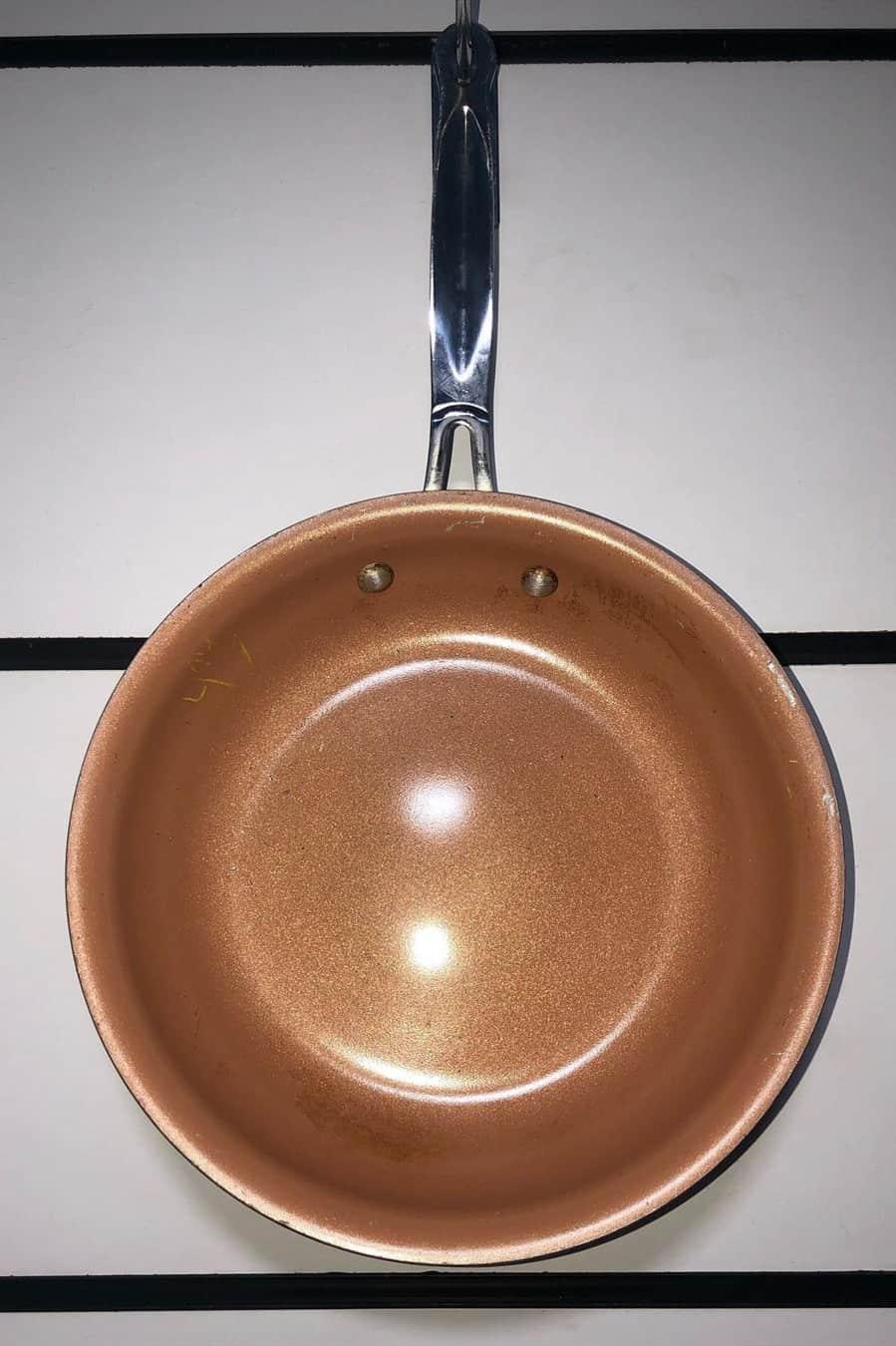 gotham steel red copper
