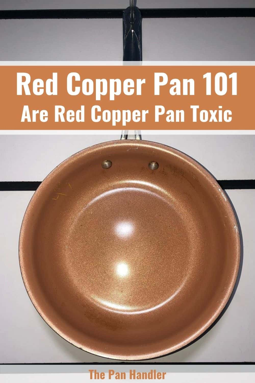 is red copper cookware safe