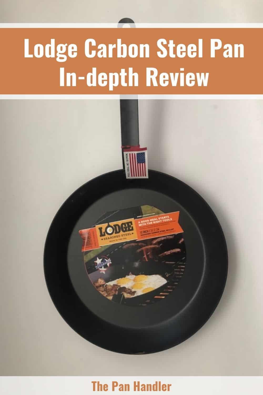 lodge carbon steel pan