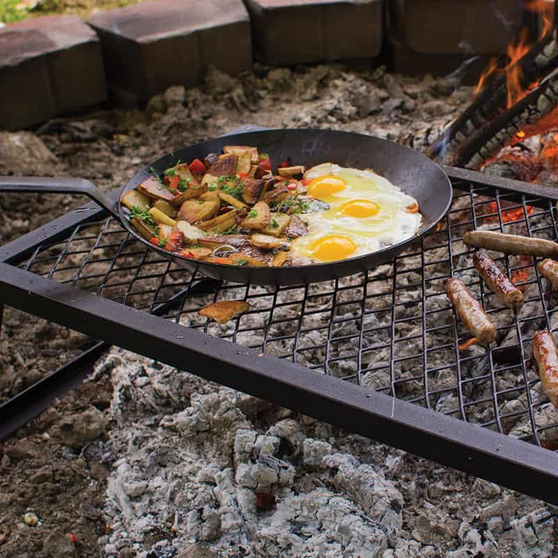 lodge steel pans