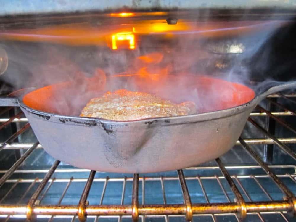 no broiler pan