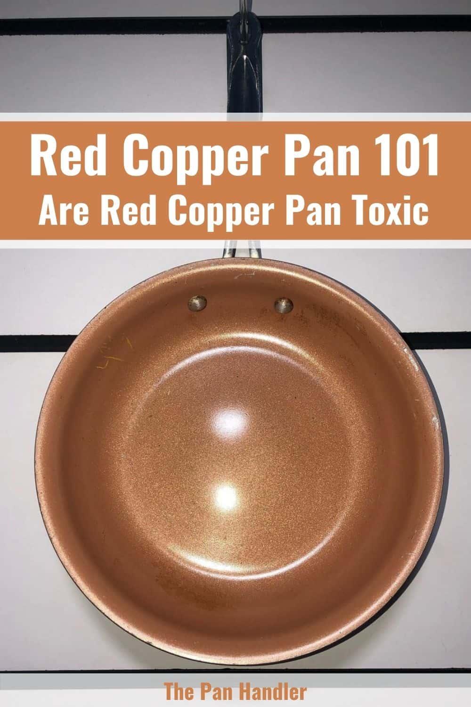 red copper dishwasher safe