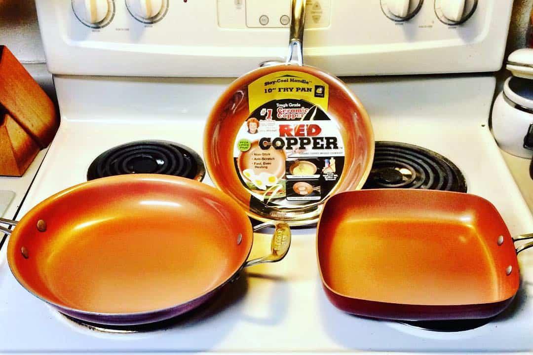 red copper vs gotham steel pan