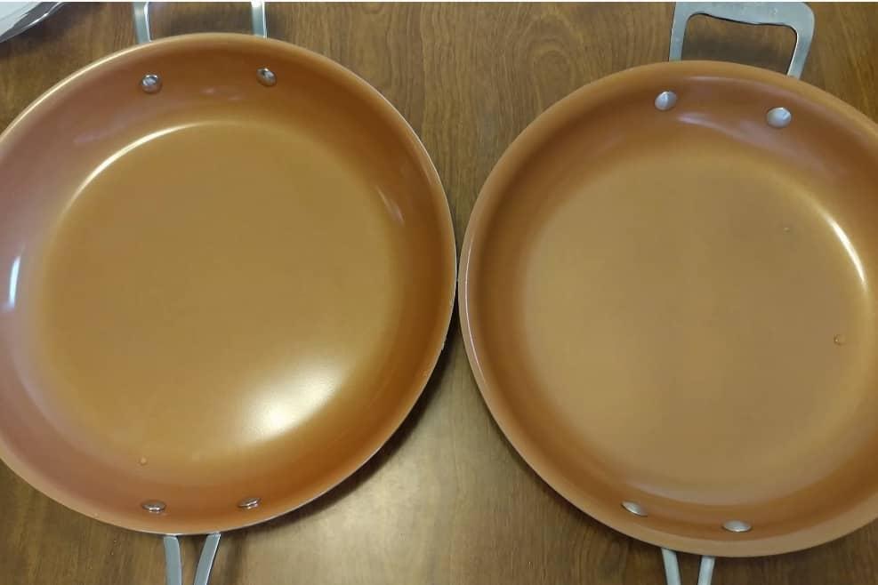red copper vs gotham steel