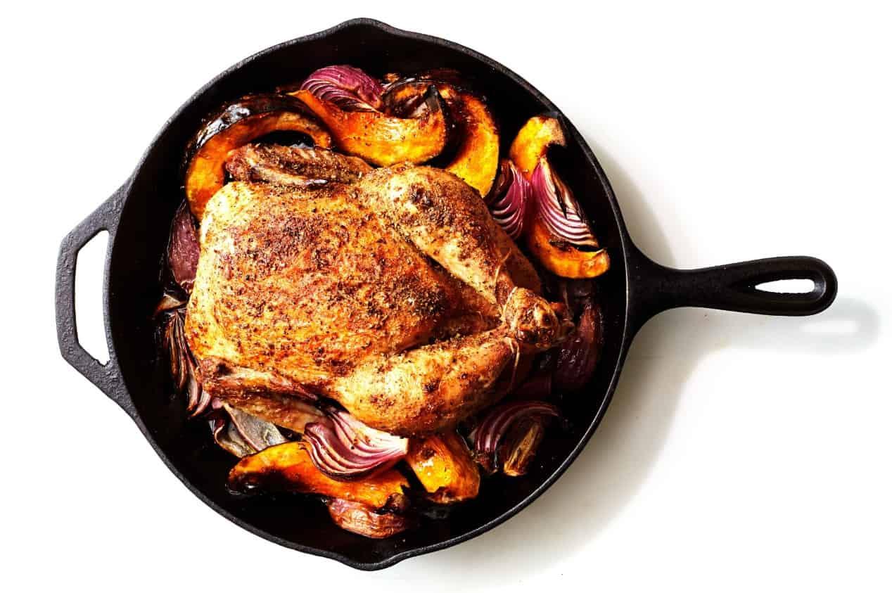 roasting dish