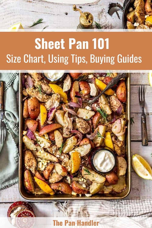 sheet pan sizes