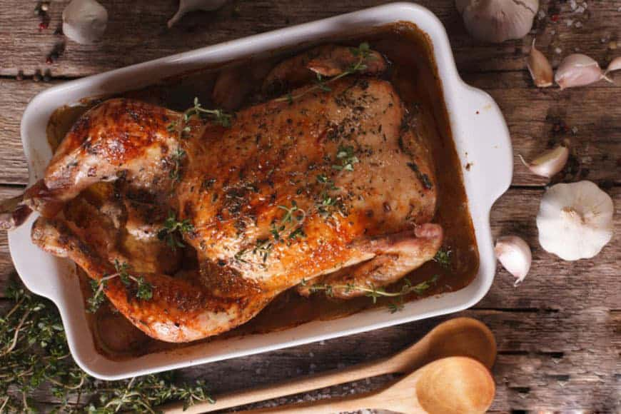 substitute for roasting pan