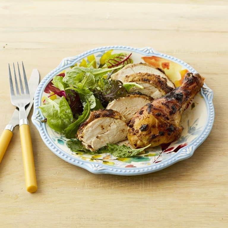 Roast Jerk Chicken