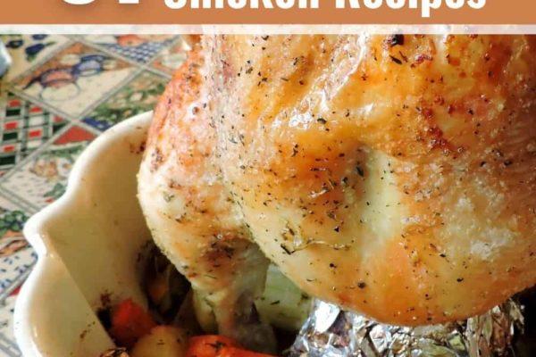 31 Bundt Pan Chicken Recipes