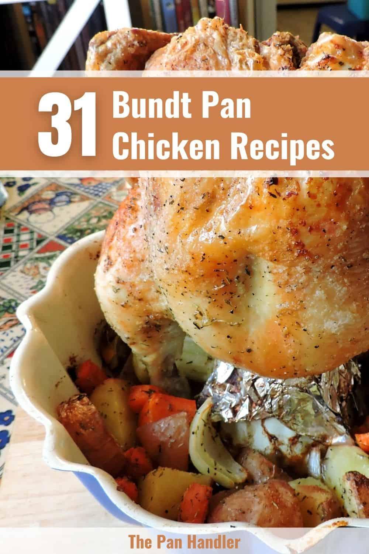 bundt pan chicken recipe