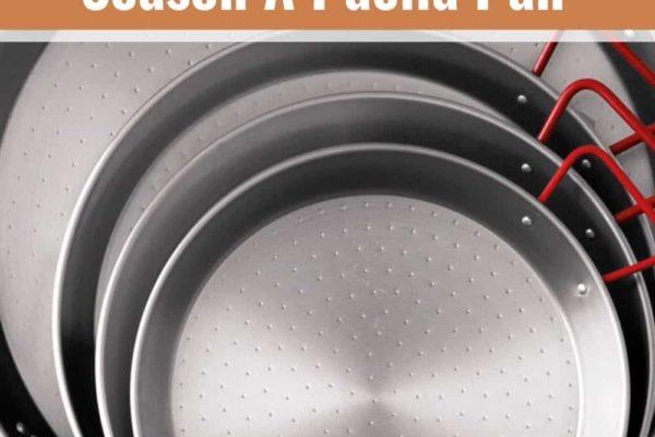 4 Easy Steps To Season A Paella Pan
