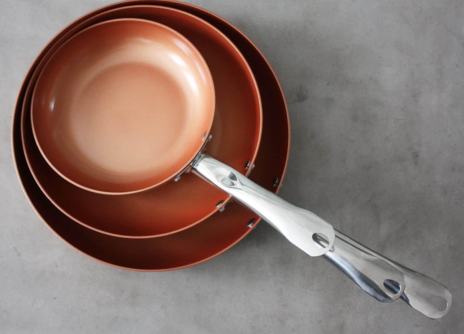 season copper pan