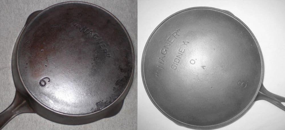 wagner sidney cast iron