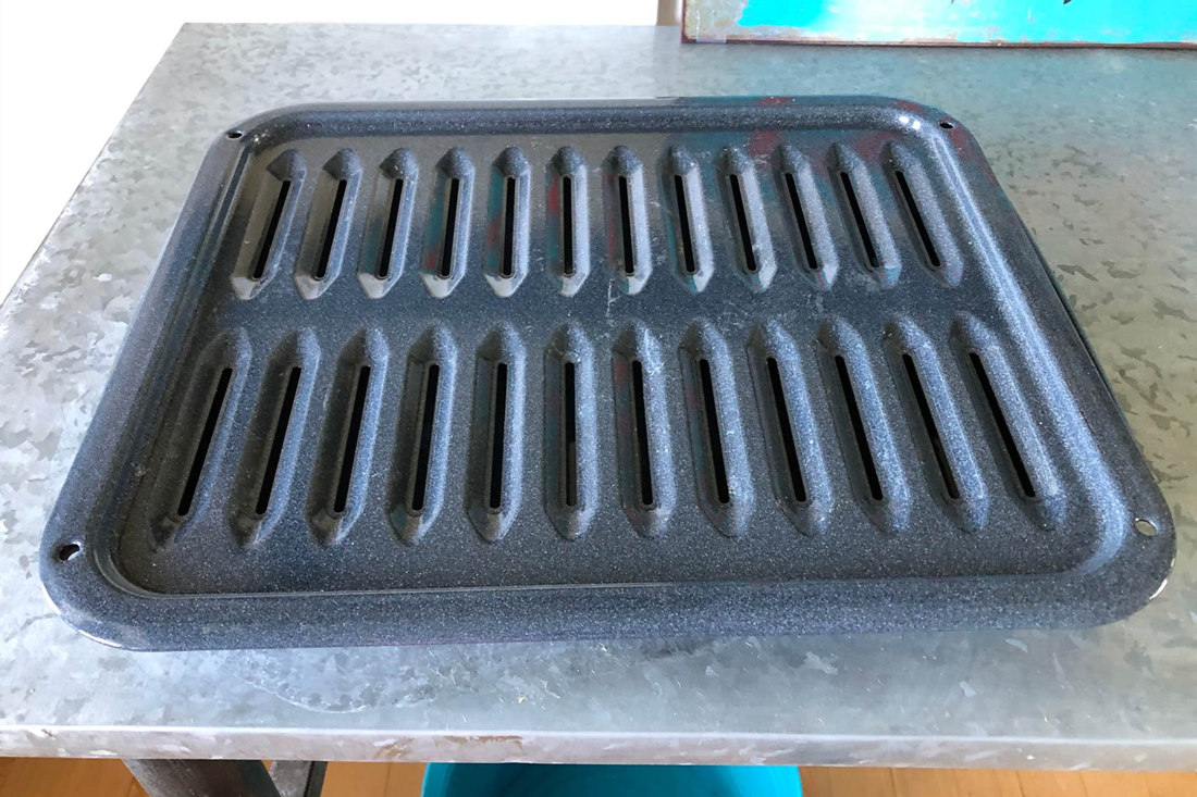 what is a broiler pan