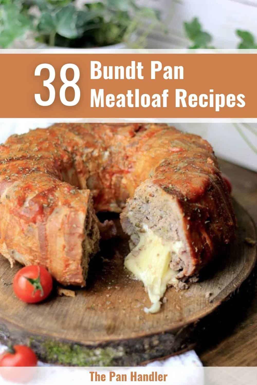 Bundt Pan Meatloaf Recipe