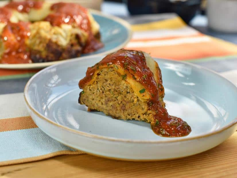 Sunny's Meat and Potatoes Bundt Loaf